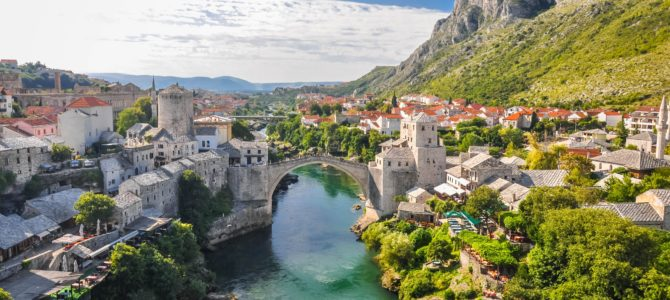 Balkans is the stuff of legend