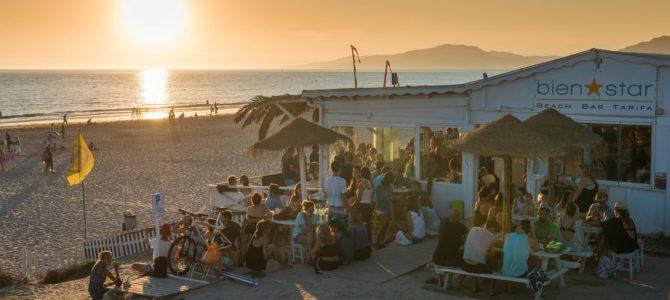 Sunny autumn beach breaks in southern Europe