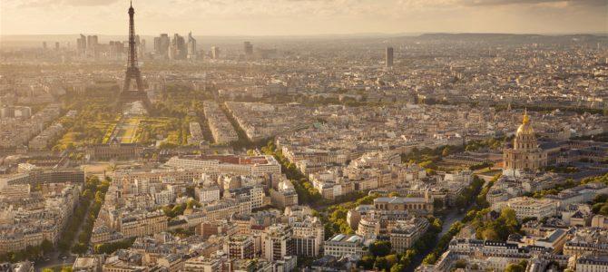 Kinh nghiệm Du lịch Paris – Pháp 2018