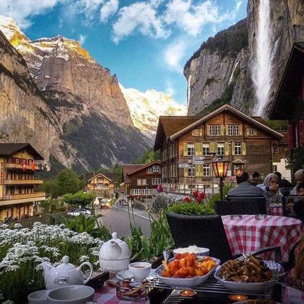Chỉ có thể ở Thụy Sỹ